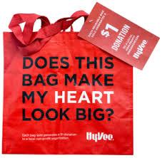 Image result for hy vee red bag program
